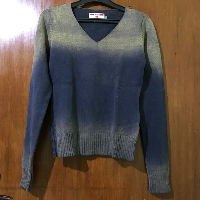 Sweater ombre