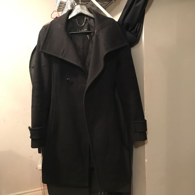T. Babaton Wool Coat from Artizia