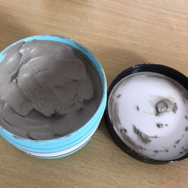 The Body Shop Seaweed Clay Mask