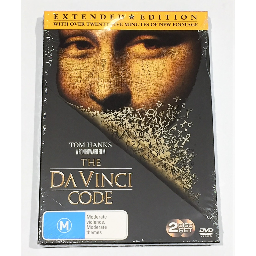 The Da Vinci Code: Extended Edition DVD set