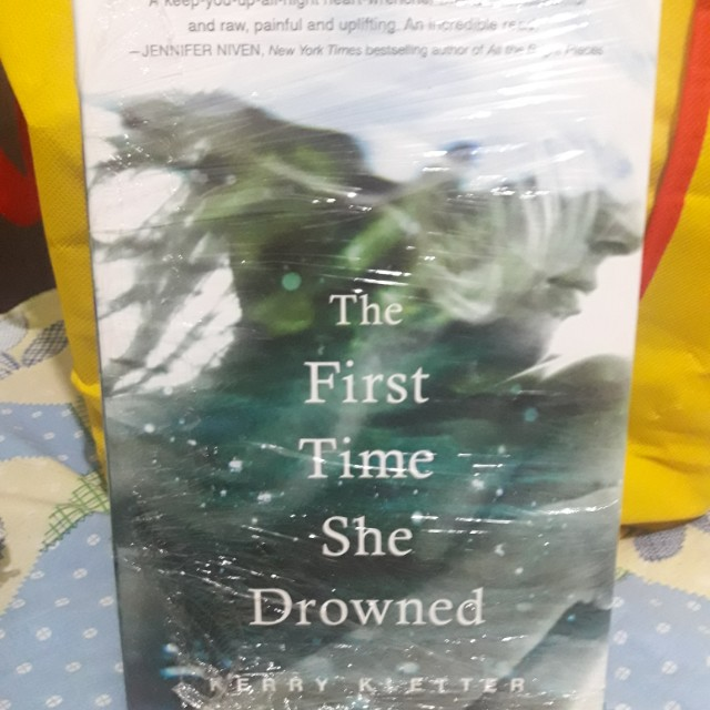 The First Time She Drowned HB
