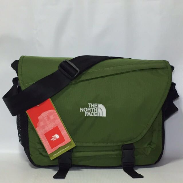 north face messenger