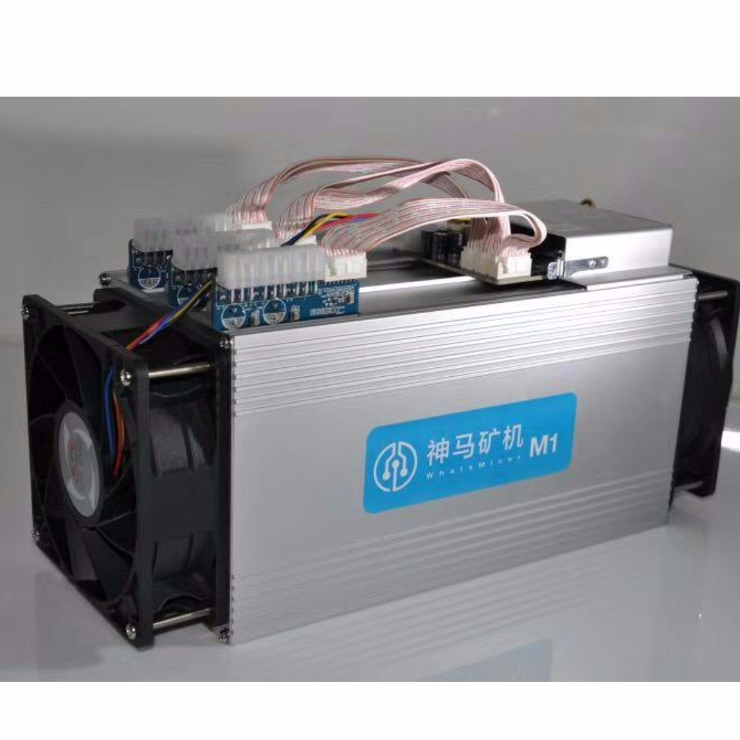 WHATSMINER M3 (Similar to Antminer S9 but lower hashrate