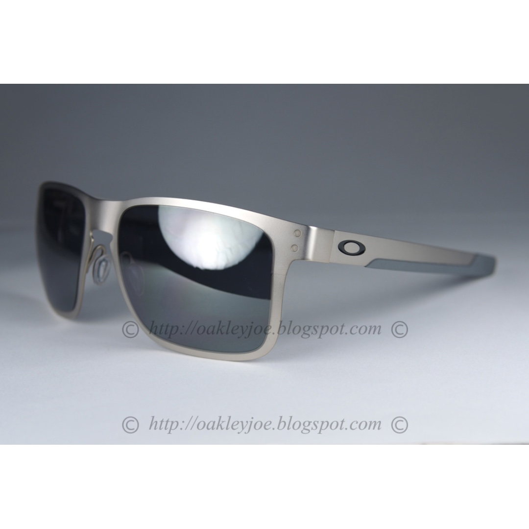 oakley holbrook metal asian fit