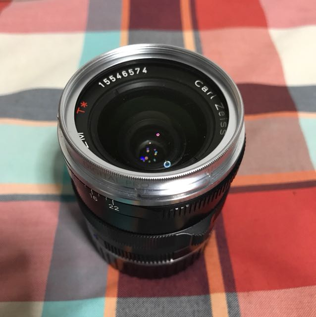 Zeiss ZM 25mm f2 8 Leica M mount, Photography on Carousell