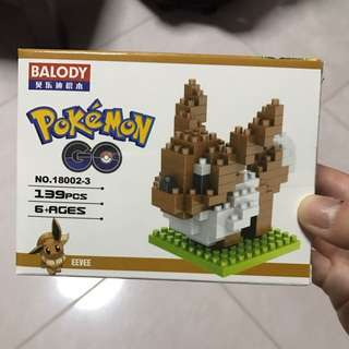 Pokemon Nanoblock