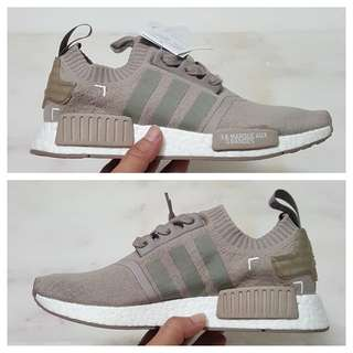 ( Sold ) UK 7 / EUR 40 NMD R1 PK French Beige