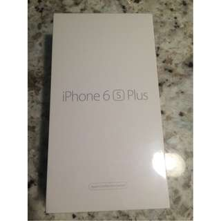 Sealed iPhone 6s Plus 64gb space grey