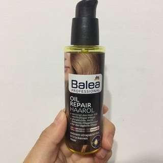🚚 二手💡德國 balea 摩洛哥 堅果 護髮 髮油