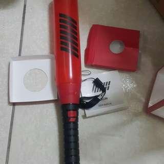 【送3張iKON 海報,其中一張為WIN100day's DVD海報】【正品】iKON 手燈