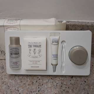 The Face Shop The Therapy Anti-Aging Formula Trial Kit