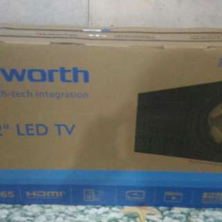 "Skyworth 32"" Led tv. Bnew."