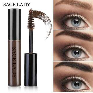 SACE LADY waterproof eyebrow tint enhancer cream