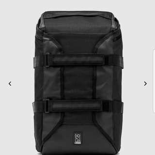 Chrome Industries Brigade Backpack 28L (Black)