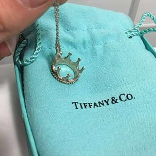 Tiffany Crown Necklace