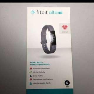Fitbit Alta HR Small Gray