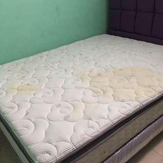 Cuci springbed king queen