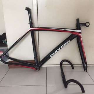 Polygon Helios Full Carbon Frameset