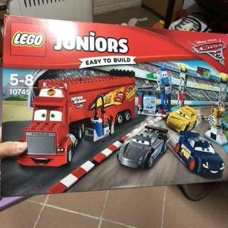全新Lego 10745 Juniors 系列Easy To Build