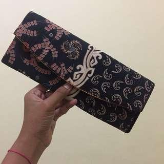 Clutch batik murah