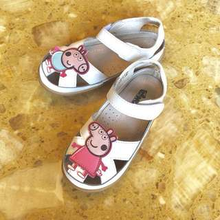 Peppa Pig Oinks Leather Girl Sandals EU31
