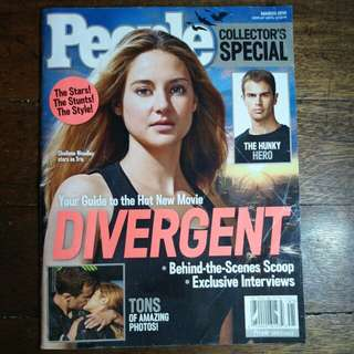 Divergent | People Collector's Special