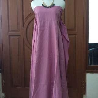 Longdress Pink (No Brand)