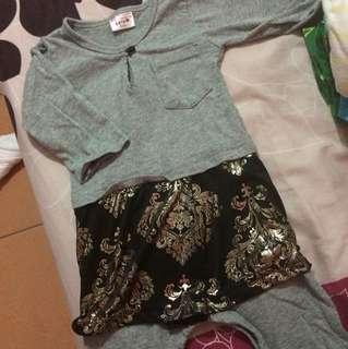 Baby Baju Melayu Romper