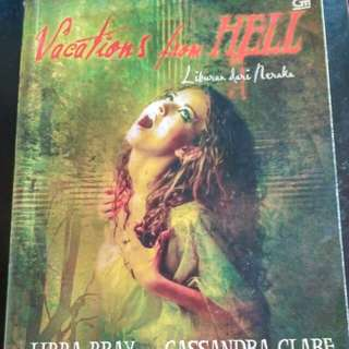 kumpulan Cerpen - Vacation From Hell by Libra Bray, Cassandra Clare dll