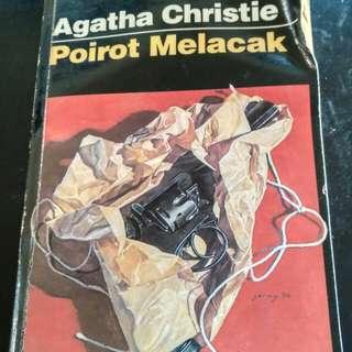 Agatha Christie - Poirot Melacak