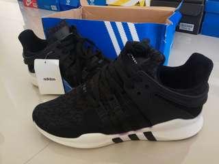 Adidas EQT Support ADV Primeknit - Black White