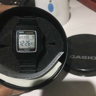 Casio Watch (Jam Tangan Casio)