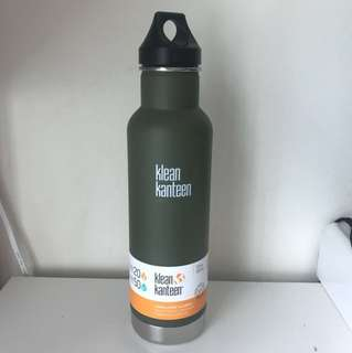 BN Klean Kanteen Insulated 20oz water bottle