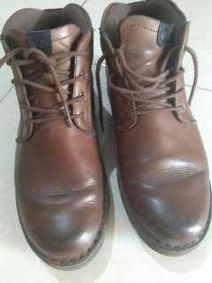 Sepatu boot pakalolo ori