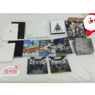 (X-mas SALE)Pre-loved EXO Album
