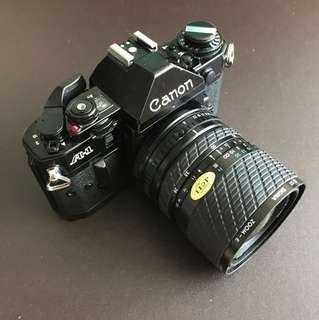 Canon A-1 Film Camera