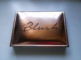 NEW: BLUSH PALLET + CONTOUR + HIGHLIGHTER (WITH CASE)