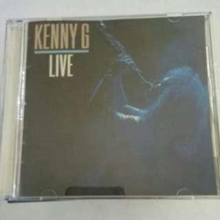 Kenny G Live -cd