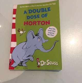 Children's Book Dr Seuss