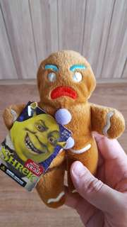 Gingerbread man gingy sherk
