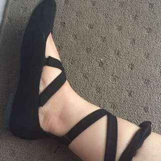 SUPER SALE! flatshoes balerina merk brash
