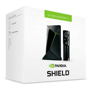 NVIDIA Shield TV Android TV Box Unlimited Free Content to watch!