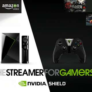 Nvidia Shield TV Gaming Edition Latest Model