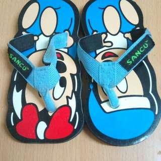 Sancu sandal lucu size 24