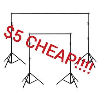 Backdrop Stand for parties