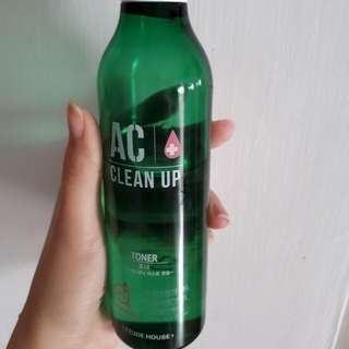 Etude Ac Clean Up Toner
