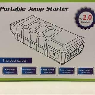 Portable Jump Starter / Battery Bank