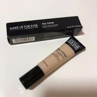 BNIB MUFE Full Cover Concealer Shade 4 Extreme Camouflage Cream
