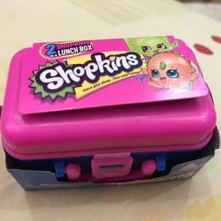 Shopkins Lunch Box Food Fair Series 2