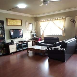 4A TOP FLOOR CORNER UNIT (YISHUN)